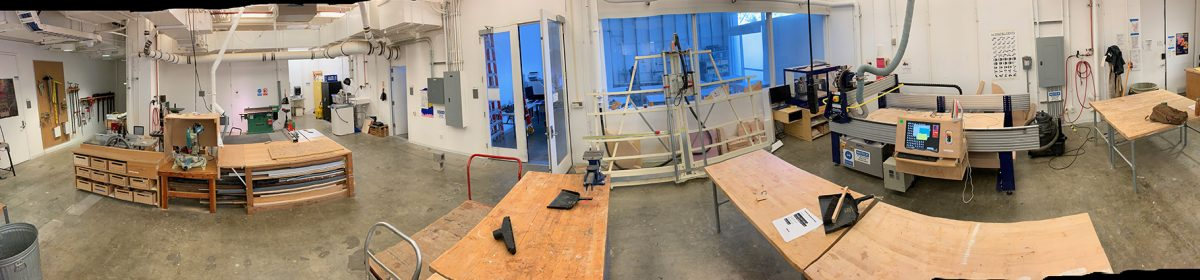 Design Media Arts Fabrication and Electronics Labs